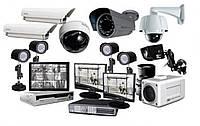 Комплект видеонаблюдения HIKVISION на 8 IP-камер 2Мп