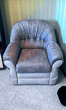 Перетяжка крісел в Дніпрі.
