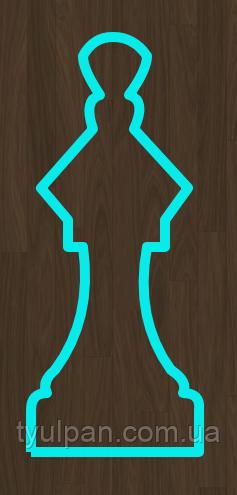 Вырубка кондитерская для пряника мастики марципана Шахматы 8 см