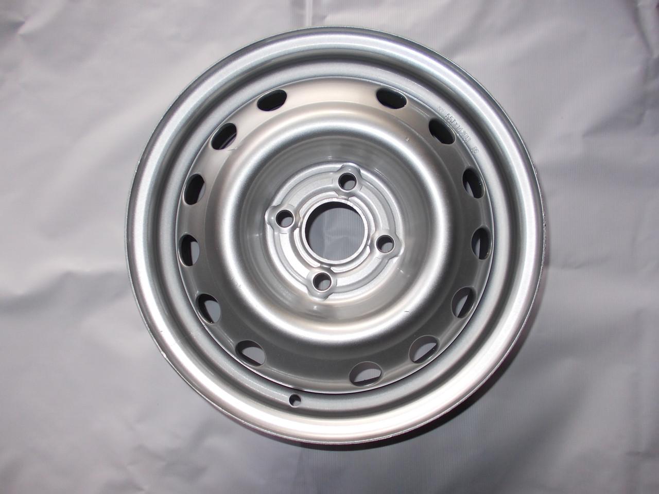 Стальные диски R14 4x100, стальные диски на chery amulet kimo, железные диски на Чери Амулет Кимо