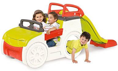 Детский игровой комплекс Smoby Машинка 5 в 1 840200