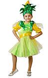 Детский карнавальный костюм для девочки Кукуруза 110-128р, фото 5