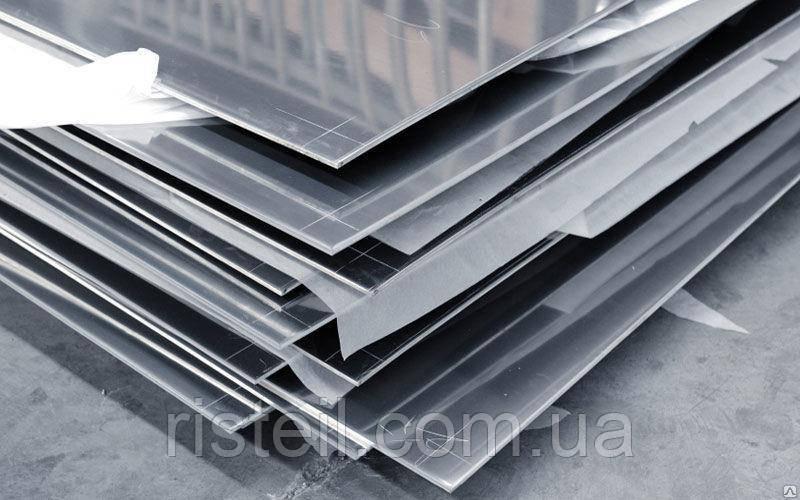 Лист стальной углеродистый У8А, 5,0 мм