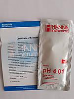 Калібрувальний розчин HI70004 4,01 pH HANNA 20мл,Німеччина