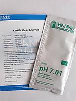 Калібрувальний розчин HI70007 7,01 pH HANNA 20мл,Німеччина