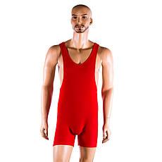 Трико борцовское Sprinter красное