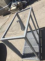 Монтажная люлька (рабочая платформа) для телескопического погрузчика одноместная