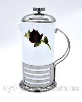"""Заварник-пресс """"Дикая роза"""", арт. CR 31002"""