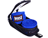 Бинт боксерский PowerPlay 3046 голубой 3 метра