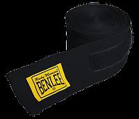 Бинт боксерский Benlee Handwraps черный 3 метра