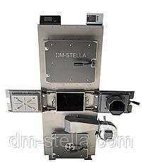 Котел на пеллетах 80 кВт DM-STELLA (двухконтурный), фото 2