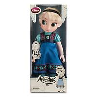 Кукла Дисней аниматор Эльза Холодное Сердце Animators Collection (Disney), фото 1