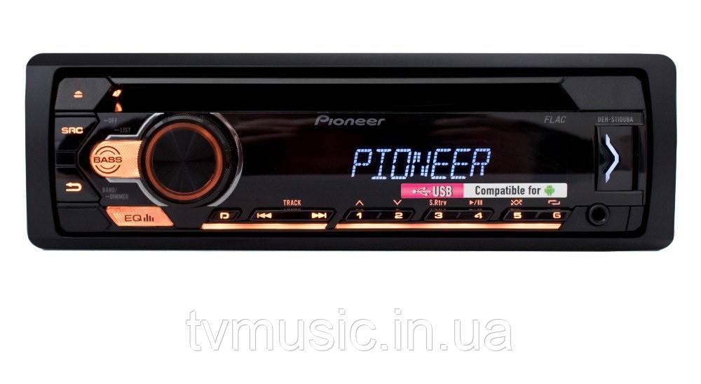 Автомагнитола Pioneer DEH-S110UBA