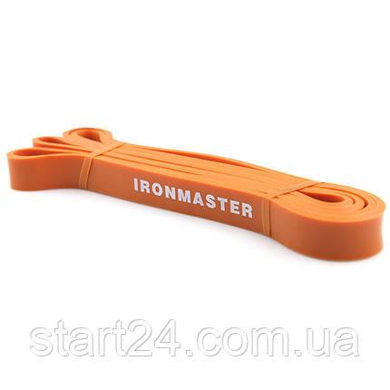 Резинка для подтягивания IRON MASTER 2,2 см, фото 2