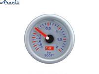Датчик давления турбины 7707-3 LED 52мм