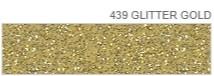 Poli-Flex Glitter 439 Glitter Gold