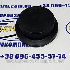 Вкладиш нижній рульової тяги МТЗ гумовий А35.32.008