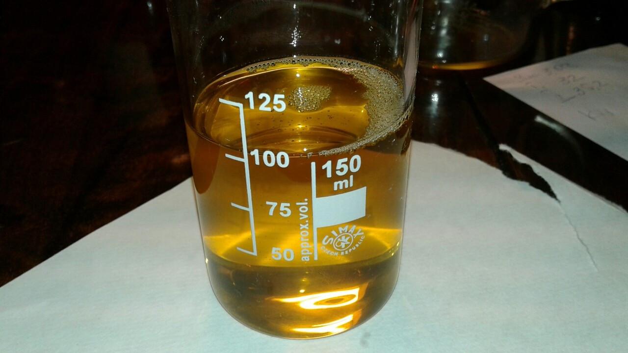 Масло технічне лляне від 10л до 20 т, 10 л-75,00 грн/л