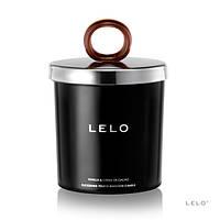 Массажная свечаВаниль и Шоколадный крем-ликер Lelo Massage Candle