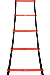Тренировочная лестница координационная для бега SECO 12 ступеней 6 м