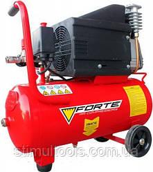 Поршневий компресор Forte NC-24-10
