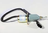 Электроклапан ТНВД (глушилка) 612600180175 на двигатель WD615 WP10