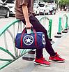 Спортивная большая сумка  ALL STAR Синий, фото 3