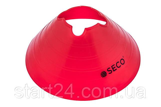 Тренировочная фишка SECO красная, фото 2