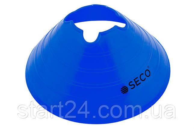 Тренировочная фишка SECO синяя, фото 2