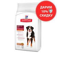 Hill's SP Canine Adult Large Breed Lamb & Rice для взрослых собак крупных пород 12 кг