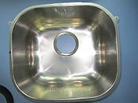 Мойка PYRAMIS Iris 29х30х18 из нержавеющей стали