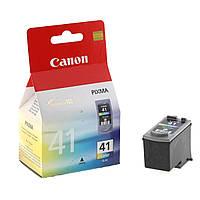 Оригинальный струйный цветной картридж Canon - CL-41, Color