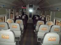 Реклама в вагонах Ж/Д транспорта