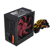 Блок питания LogicPower ATX 500W, fan 12см, 2 SATA, CE, FCC, PCI DX2 6PIN+2PIN, black
