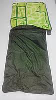 Спальник -одеяло в компрессионном чехле (спальный мешок) одеяло СО100