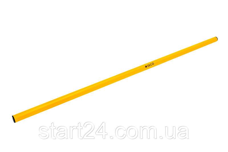 Стойка слаломная SECO 1.5 метра (оранжевая, желтая)