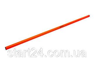 Стойка слаломная SECO 1.5 метра (оранжевая, желтая), фото 2
