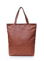 Женская сумка коричневая купить
