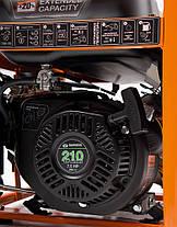Газовый генератор Daewoo GDA 3500DFE + БЕСПЛАТНАЯ ДОСТАВКА ПО УКРАИНЕ, фото 3