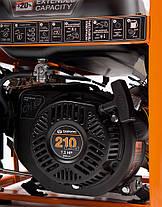 Бензиновый генератор Daewoo GDA 3800 + БЕСПЛАТНАЯ ДОСТАВКА ПО УКРАИНЕ, фото 3