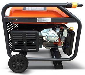 Бензиновый генератор Daewoo GDA 7500E Expert + БЕСПЛАТНАЯ ДОСТАВКА ПО УКРАИНЕ, фото 2