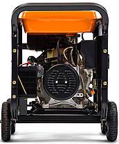 Дизельный генератор Daewoo DDAE 9000DXE-3 + БЕСПЛАТНАЯ ДОСТАВКА ПО УКРАИНЕ, фото 2