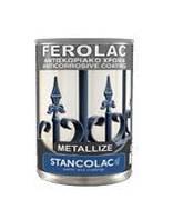 Станколак, Краска Ferolac с металлической крошкой, антикоррозийная (Stancolac) 20 кг