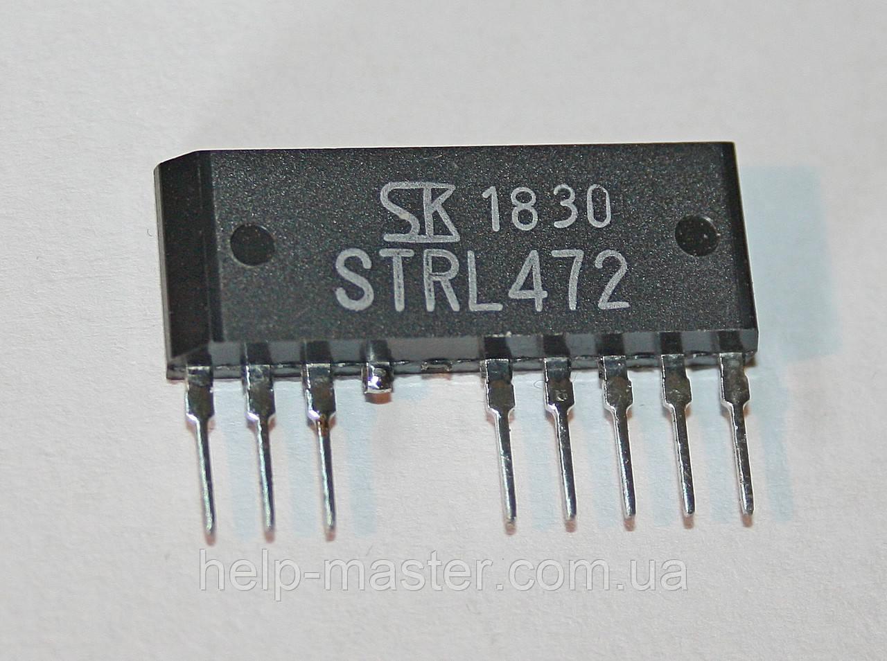 Мікросхема STR-L472 (SIP-10)