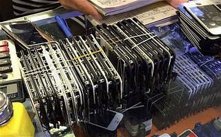 Ремонт смартфонов и планшетов спасет мир