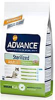 Advance Cat Sterilized (корм для стерилизованных котов и кошек)