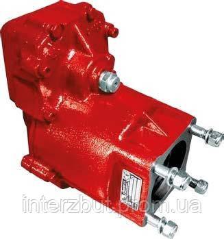 Пневматична система передачі зчеплення Volvo AT-2412C, AT-2412D, AT-2512C, AT-2612D, AT-2612E, AT-2812C, AT-28