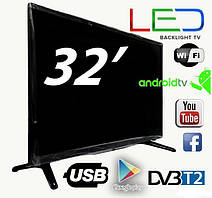 Телевизор 32 дюйма LED TV backlight tv L 34 Smart TV