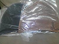 Кожаный коврик для мыши (бумеранг)