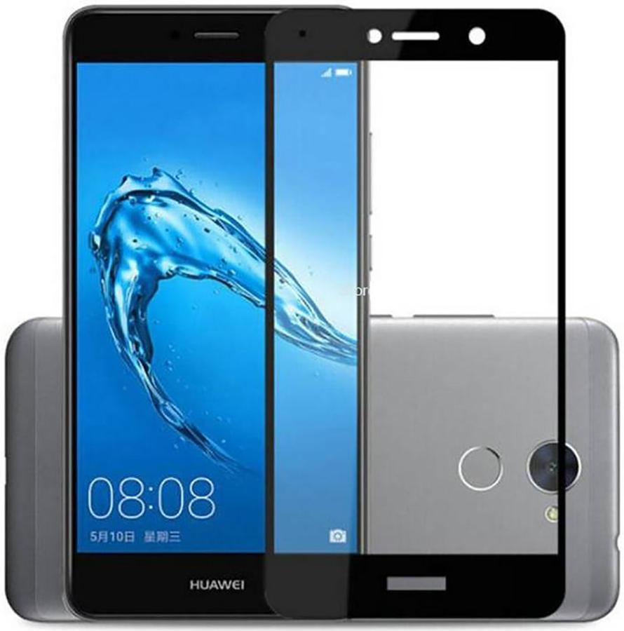 Защитное стекло Global Huawei Y7 2017 Full-Screen Black (1283126480423)